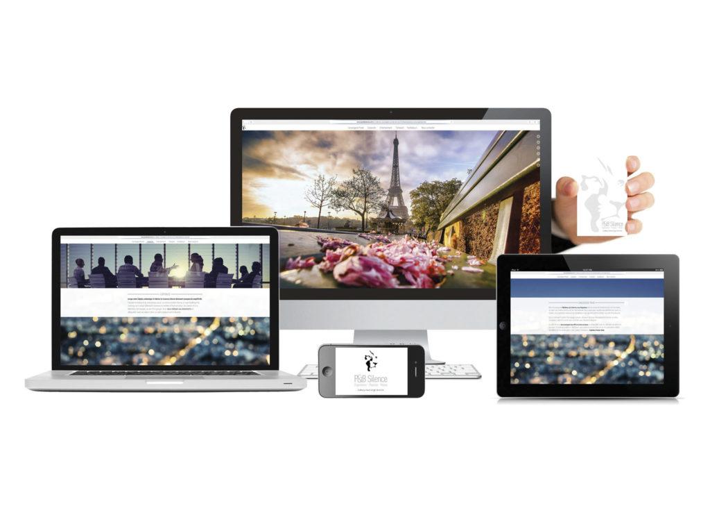 webdesigner site vitrine