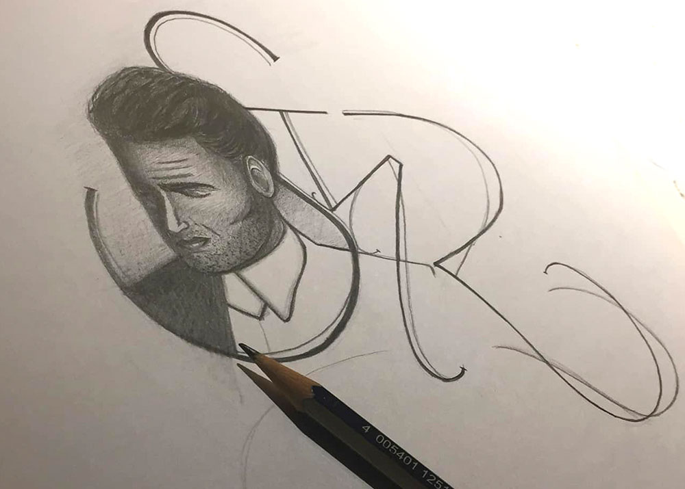 Esquisse dessin - recherche