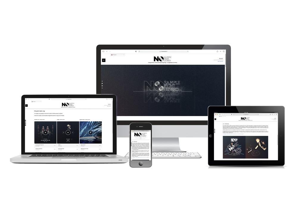graphiste refonte site web